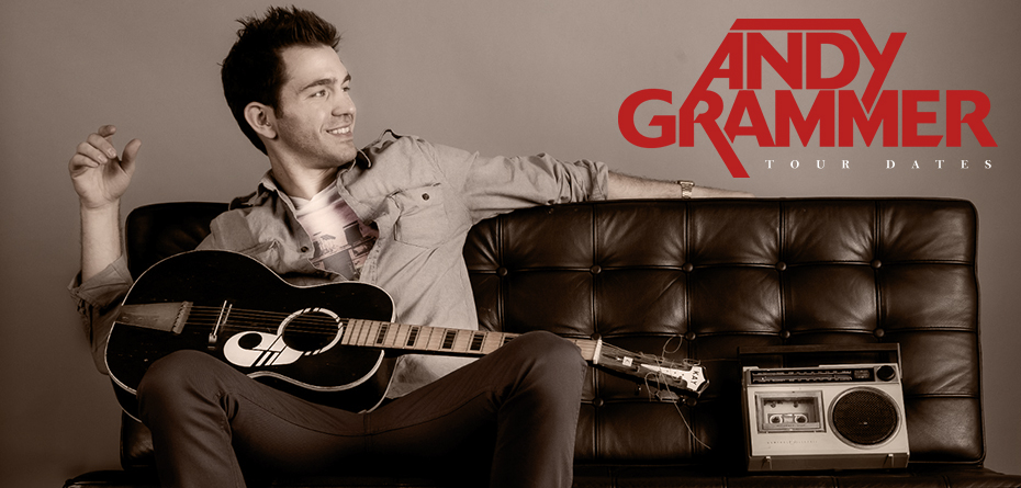 Andy Grammer Tour